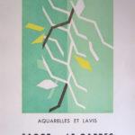 Exposition André Beaudin - Novembre 1969