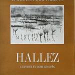 Exposition Jacques Hallez - Avril 1982