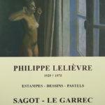 Exposition Philippe Lelièvre - Février 2007