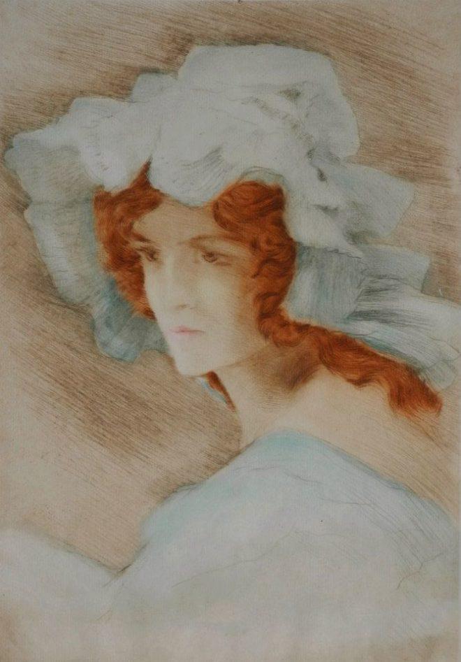 Alfredo Müller - Lady C. Myosotis - 1902