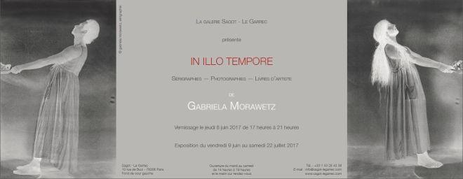 Invitation expo in illo tempore - Gabriela Morawetz